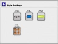 DW Style Settings (spun)